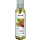 100% Sweet Pure Almond Oil, 4oz