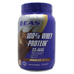 EAS- 100% Whey Protein, Chocolate, 2lbs