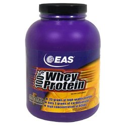 EAS- 100% Whey Protein, Chocolate, 5lbs