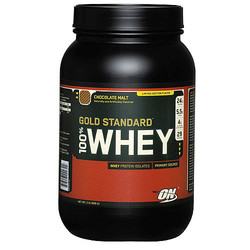 Optimum Nutrition- 100% Whey Protein, Chocolate, 2lbs