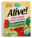 Alive!, Vitamin C, Powder, 120g