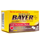 Bayer- Aspirin, Genuine 325 mg, 24 tablets