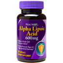Alpha Lipoic Acid 600mg, 30 Capsules