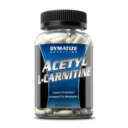 Dymatize- Acetyl L-Carnitine 500mg 90 capsules
