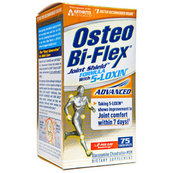 Osteo Bi-Flex- Advanced, 75 caplets