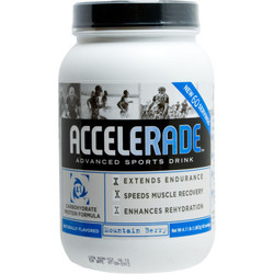 Pacific Health- Accelerade, Mountain Berry, 4.11lbs