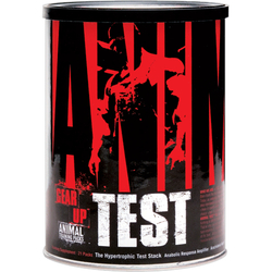 Universal Nutrition- Animal Test (21 pack)