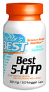 Best 5-HTP, 100mg, 60 vegetable capsules