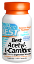 Best Acetyl-L-Carnitine HCL, 588mg, 120 capsules