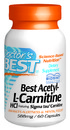 Best Acetyl-L-Carnitine HCL, 588mg, 60 capsules