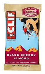 Clif Bar- Black Cherry Almond (12 pack)