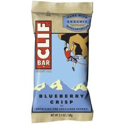 Clif Bar- Blueberry Crisp (12 pack)
