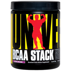 Universal Nutrition- BCAA Stack, Grape, 250 grams