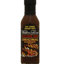 Walden Farms- BBQ Sauce, Original, 12oz
