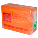 Carrot & Pomegranate Soap, 5oz, 141 grams
