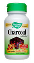 Nature's Way- Charcoal Activated, 100 capsules