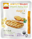 Chick Chick, Stage 3 Meals, (7+ Months), 4oz