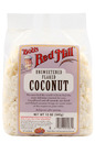 Coconut Flakes, Unsweetened, 12oz