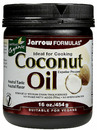 Coconut Oil 100% Organic, 16oz