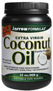 Coconut Oil 100% Organic, Extra Virgin, 32oz