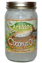 Coconut Oil, Extra Virgin, Raw, 100% Organic, 16floz