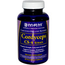 Cordyceps CS-4 Strain, 60 vegetable capsules