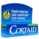 Cortaid- Anti-Itch Cream 1%, Maximum Strength, .5oz
