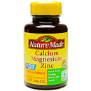 Calcium Mag & Zinc, 100 Tablets