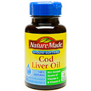 Nature Made- Cod Liver Oil, 100 Softgels