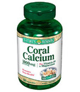 Coral Calcium, 1000mg Plus, 120 capsules