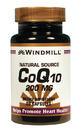 Co-Q Enzyme Q-10, 200mg, 30 Capsules