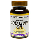 Cod Liver Oil, 100 Softgels
