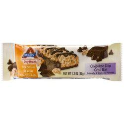Atkins Day Break- Chocolate Chip Crisp Bars (5 pack)