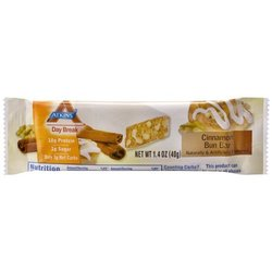 Atkins Day Break- Cinnamon Bars (5 pack)