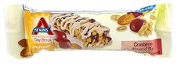 Atkins Day Break- Cranberry Almond Bars (5 pack)