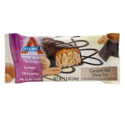 Atkins Endulge- Caramel Nut Chew (12 pack)