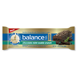 Balance Bar Gold- Chocolate Mint Cookie Crunch (15 pack)