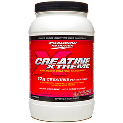 Champion Nutrition- Creatine Extreme, Island Punch, 4lbs