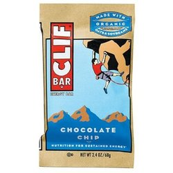 Clif Bar- Chocolate Chip (12 pack)