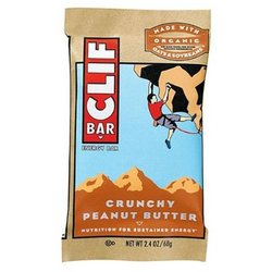 Clif Bar- Crunchy Peanut Butter (12 pack)