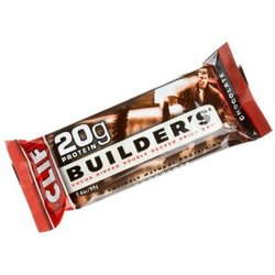 Clif Builder Bar- Chocolate (12 pack)