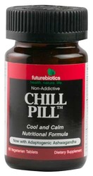 Futurebiotics- Chill Pill (Calmness Formula), 60 tablets