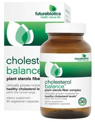 Futurebiotics- Cholestoral Balance, 90 vegetarian capsules