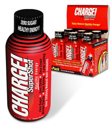 Labrada Nutrition- Charge Supershot (6 pack)