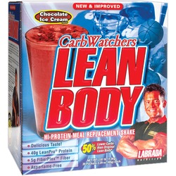 Labrada Nutrition- Lean Body Carb Watchers, Chocolate (20 pack)