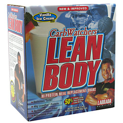 Labrada Nutrition- Lean Body Carb Watchers, Vanilla (20 pack)