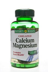 Nature's Bounty- Calcium 500mg and Magnesium 250mg, 100 caplets