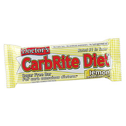 Universal Nutrition- Carb Rite Bar, Lemon (12 pack)