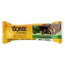 Zone Perfect- Chocolate Mint (12 pack)
