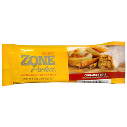 Zone Perfect- Cinnamon Roll (12 pack)